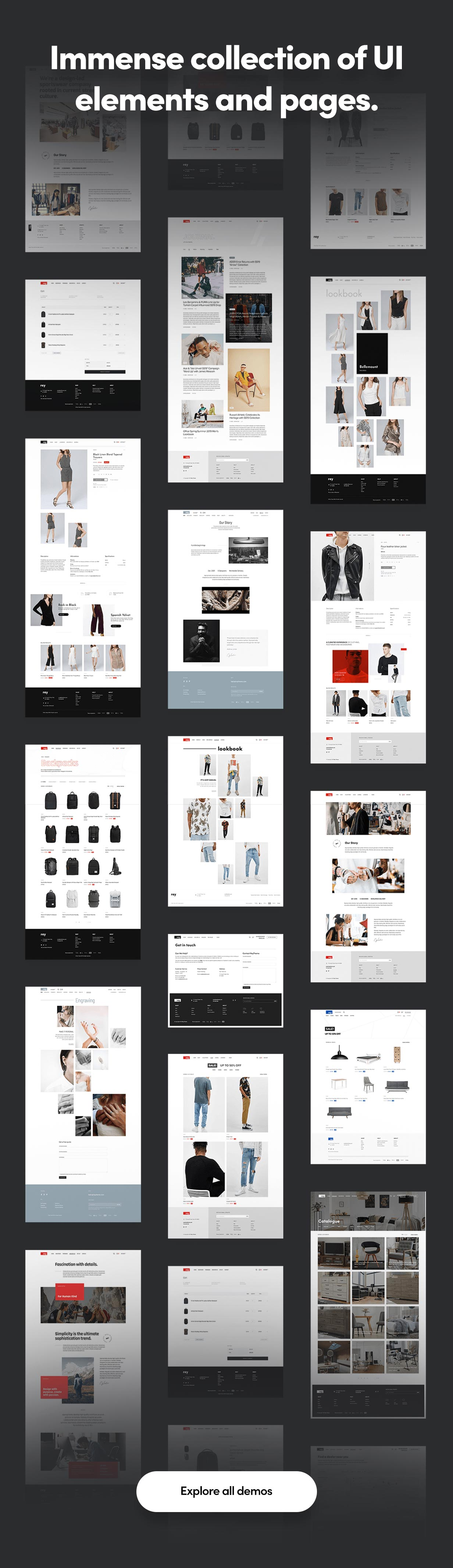 Rey - Multi-purpose & WooCommerce Theme - 5