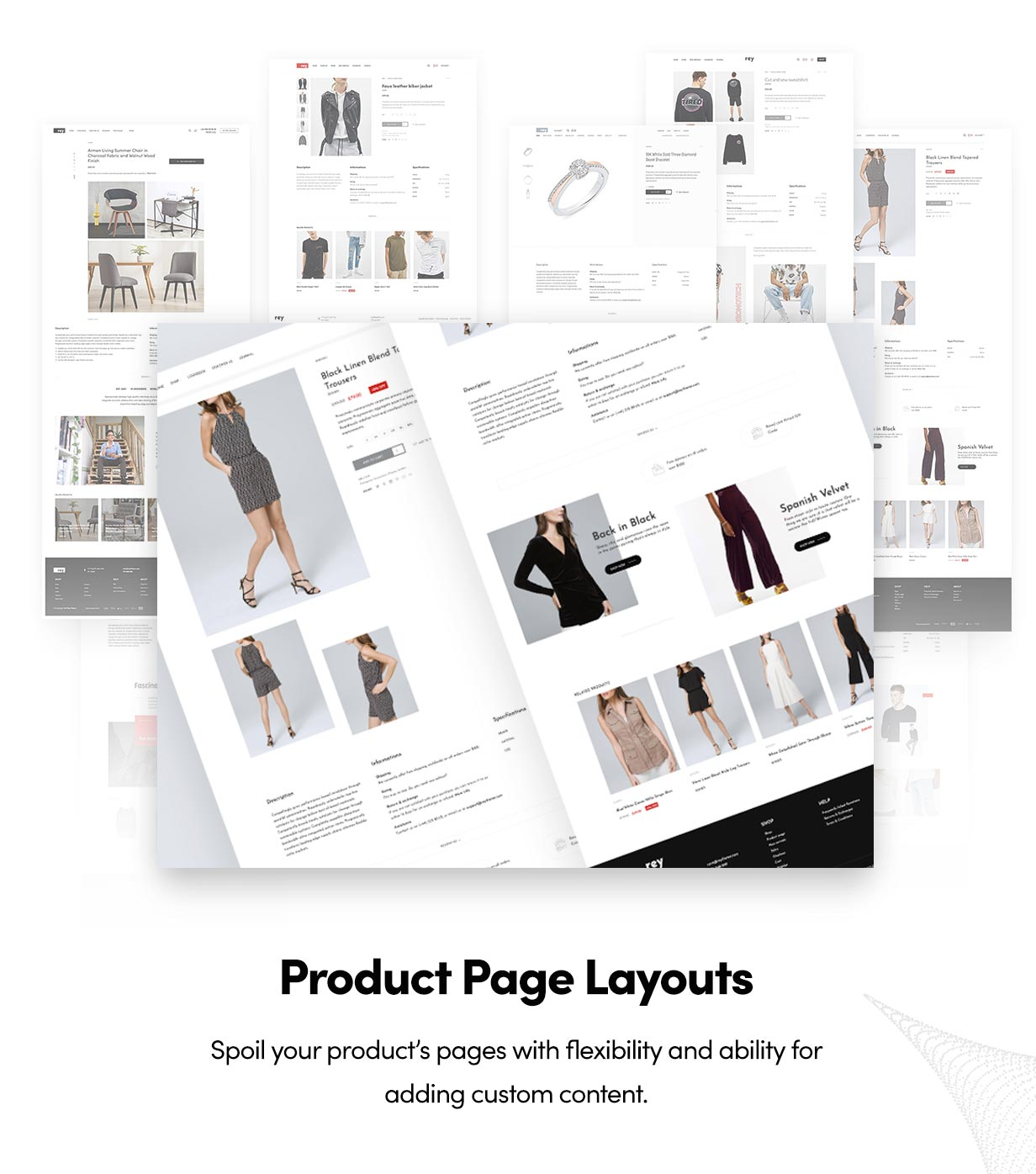 Rey - Multi-purpose & WooCommerce Theme - 10