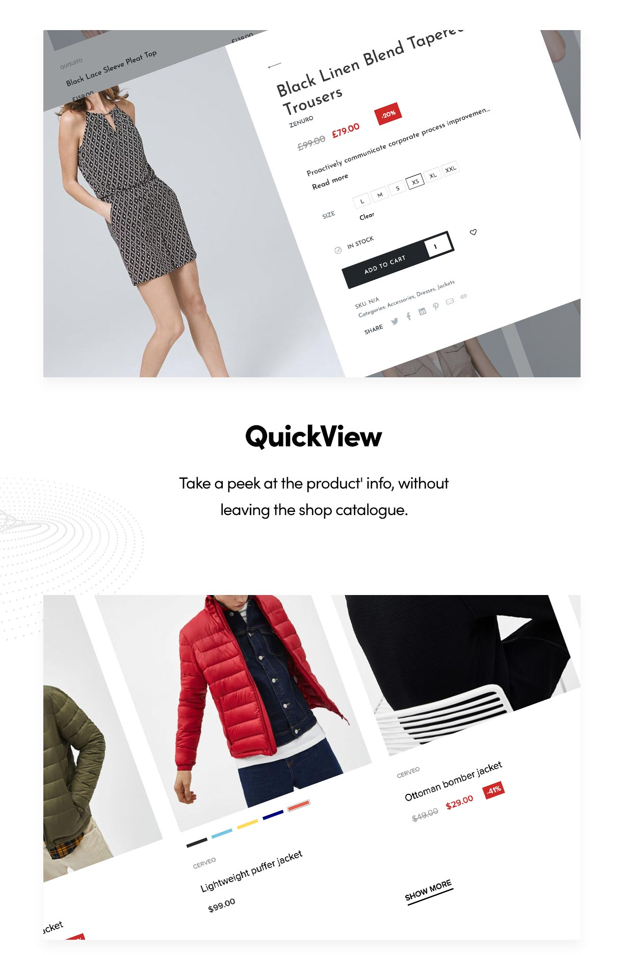 Rey - Multi-purpose & WooCommerce Theme - 12