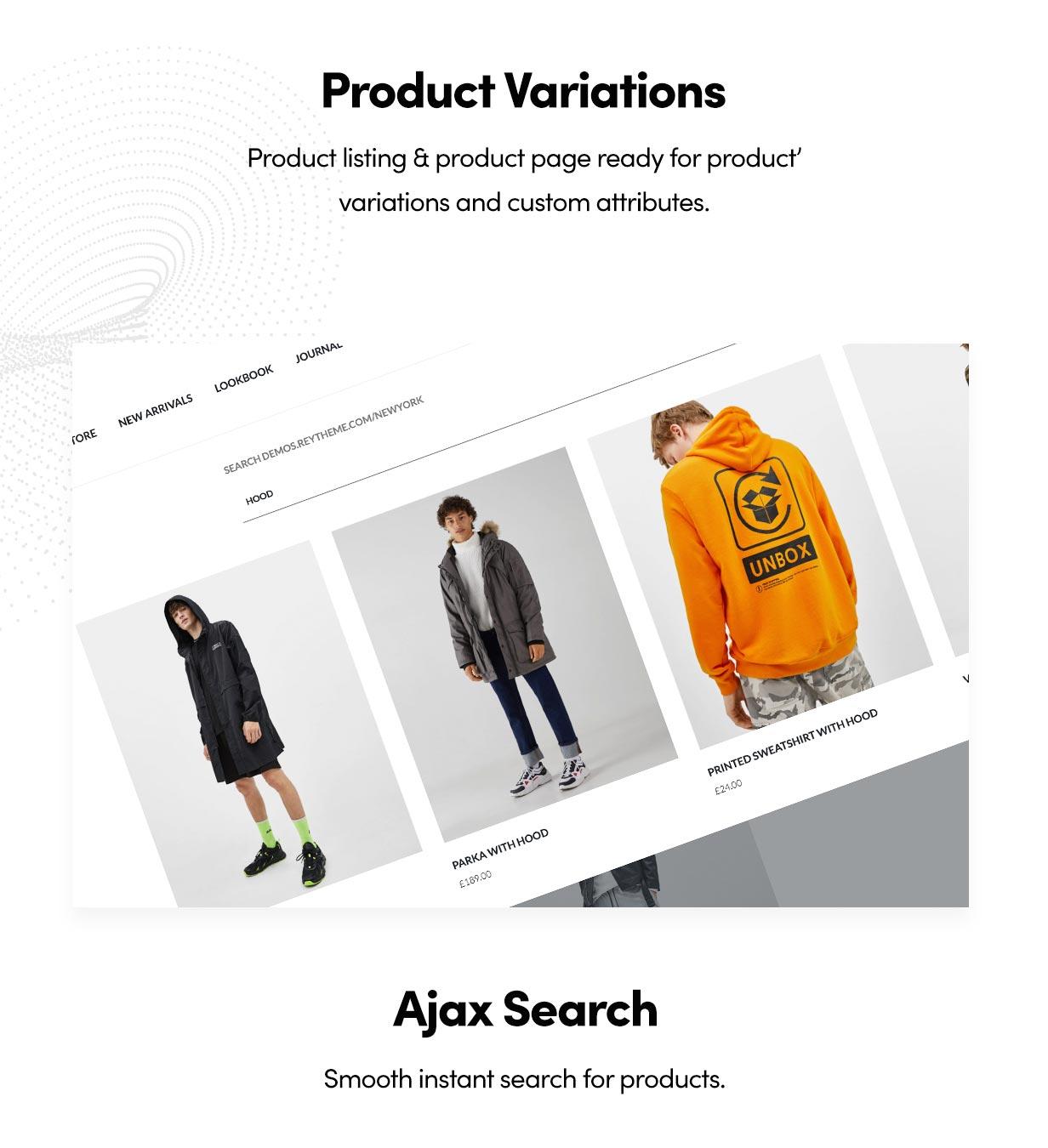 Rey - Multi-purpose & WooCommerce Theme - 13