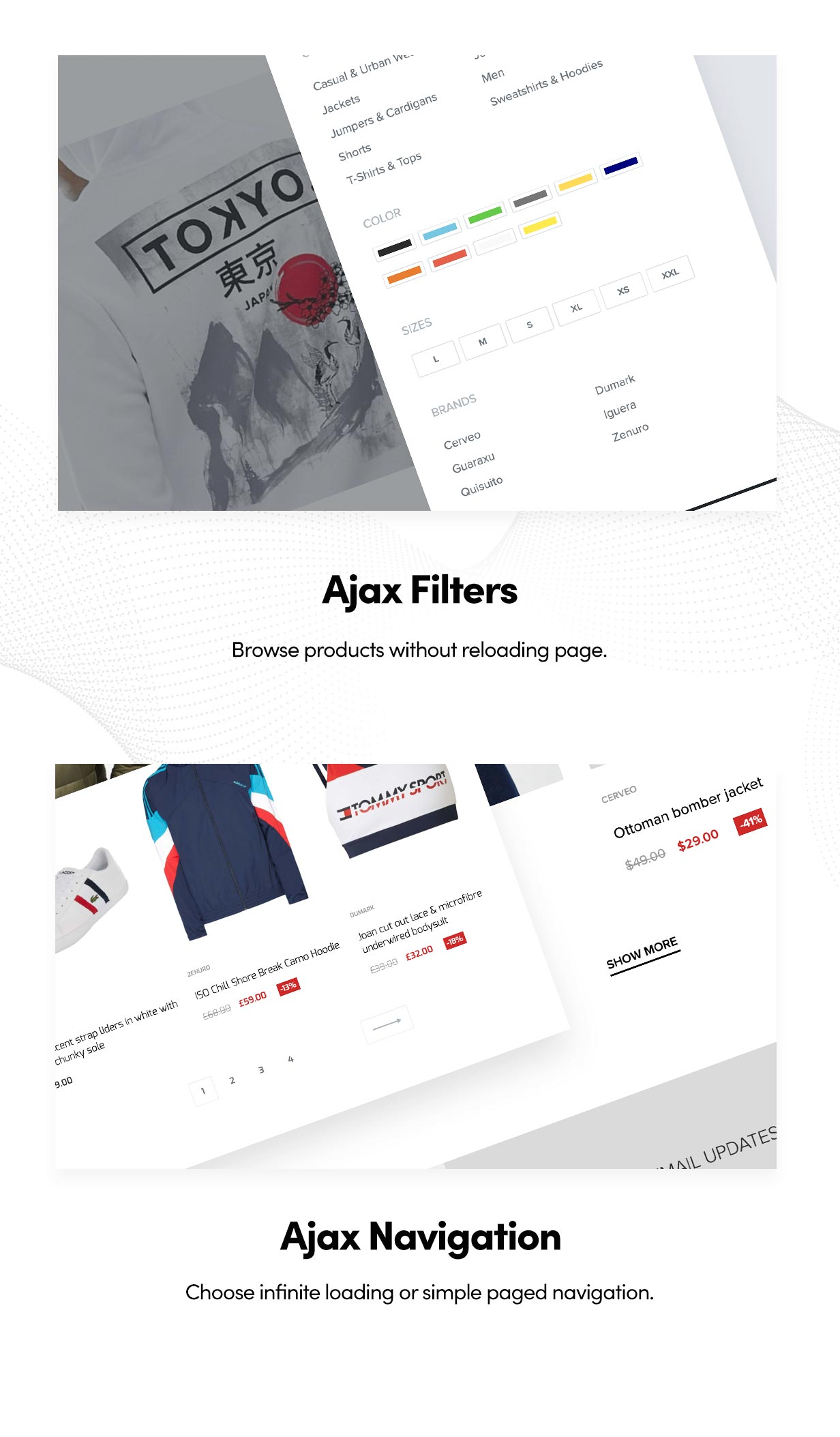 Rey - Multi-purpose & WooCommerce Theme - 14